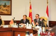 تعاون مصري-صيني لتنمية طريق الحرير للربط المعلوماتي ودعم التجارة الالكترونية بين البلدين