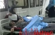 بالفيديو.. سيدة تتشاجر مع استقبال مستشفى الأحرار