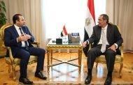 عمرو طلعت يستقبل رئيس لجنة الاتصالات وتكنولوجيا المعلومات بالبرلمان