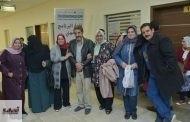 الصحفية ماجدة سليمان تحتفل بتوقيع روايتها الجديدة
