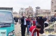 حملة مكبرة لفض الأسواق بمحافظة الشرقيه
