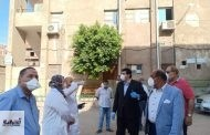 نائب محافظ الشرقية ووكيل مديرية الصحة يتفقدان مستشفيات فاقوس النموذجي والحميات