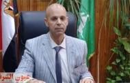 الدكتور هشام مسعود في يتابع مركز الأمراض المتوطنة بالقرين ويوجه بتطوير مركز الأمراض المتوطنة