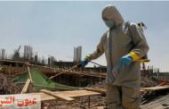 مصر تخطت الصين في عدد إصابات فيروس كورونا،