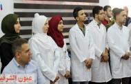 موعد الاختبارات للطلبه الجدد بمدارس التمريض بابوحماد