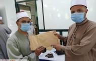 أوقاف الشرقية :عقد الأختبار التحريرى للدارسين بمراكز إعداد محفظى القرأن الكريم