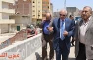 غلق مطلع الطريق الدائري بتقاطعه مع القادم من محور احمد عرابي باتجاه مناطق الوراق لمدة 5 ايام
