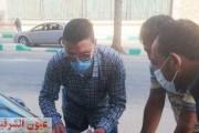 تغريم 39 سائق لعدم الإلتزام بإرتداء الكمامة الواقية لمواجهة فيروس كورونا المستجد بالشرقية