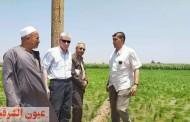 مشروع لتطوير أنظمة الري لترشيد إستهلاك المياه وتحسين جودة الأراضي الزراعية وزيادة إنتاجية المحاصيل بالشرقية