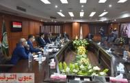 وزير الشباب والرياضة يشهد إفتتاح إجتماع مجلس وزراء الشباب والرياضة العرب في دورته ال (٤٣) بالفيديو كونفرنس