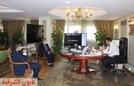 وزير التعليم العالي والبحث العلمي يرأس إجتماع مجلس إدارة المركز القومي للبحوث