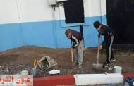محافظ الشرقية : الإنتهاء من طلاء 2980 حالة من واجهات المباني بنطاق المحافظة