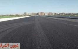 بتكلفة 812 مليون و 900 ألف جنيه..محافظ الشرقية يتابع أعمال رصف وإزدواج طريق الزقاريق / السنبلاوين