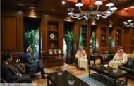 السعودية تبحث مع إيطاليا وسويسرا تعزيز علاقات التعاون