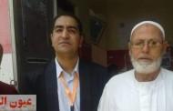 الحاج زارع أحد كبار السن بأبوحماد يدعو المواطنين للنزول والمشاركة فى انتخابات الشيوخ