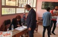 رئيس جامعة الزقازيق يدلي بصوته في إنتخابات مجلس الشيوخ
