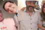 """""""محمد هنيدي"""" يحتفل ب إنتهاء تصوير فيلمه الجديد """"النمس والإنس""""."""