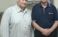 شكر واجب للأستاذ عبدالحكيم عامر مدير السجل المدنى بأبوحماد