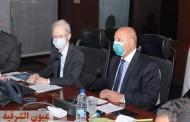 اجتماع  وزير النقل مع السفير  الياباني لبحث    تنفيذ الخط الرابع لمترو الأنفاق