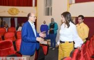 السفيرة نبيلة مكرم الاتفاق مع الفنان محمد صبحي على تقديم حلقات ترسخ الهوية لشباب المصريين بالخارج ضمن فعاليات مبادرة