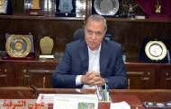 بالصور.. رئيس مركز و مدينة كفر شكر يقود حملة علي الإدارات الخدمية