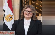 فيبي فوزي جرجس أول سيدة تتولى منصب وكيل لمجلس الشيوخ