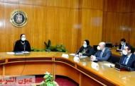اجتماع الأول للجنة التوجيهية الوطنية لبرنامج الشراكة مع منظمة الامم المتحدة للتنمية الصناعية