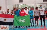 طلائع الشرقية تحصل على مراكز متقدمة فى المنافسات النهائية لأولمبياد الطفل المصرى ٢٠٢٠