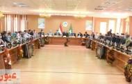 محافظ الشرقية يعقد إجتماعاً موسعاً لمناقشة إستعدادات المحافظة لمواجهة الموجة الثانية من فيروس كورونا