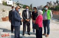 محافظ الشرقية يُتابع أعمال تنفيذ المرحلة الثانية للممشي السياحي بمدينة الزقازيق