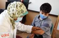 تطعيم أكثر من ٣٢٠ ألف طالب وطالبة ضد مرض الإلتهاب السحائي منذ بداية العام الدراسي الجديد بالشرقية