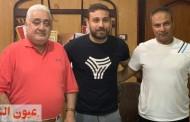 نادي الشرقية يتعاقد مع المهاجم مهران مجاهد لمدة موسمين