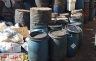 إعدام أكثر من ٥ طن أغذية فاسدة..وغلق مصنع طحينة بالعاشر لوجود خطر داهم علي صحة المواطنين