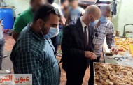 صحة الشرقية تغلق مصنعين حلويات..وإعدام طن ونصف من حلوى المولد لعدم صلاحيتها