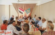 رئيس مركز ومدينة ههيا تترأس إجتماع تنفيذي لبحث متطلبات المواطنين بالوحدة المحلية بالعلاقمة