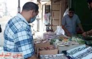 إعدام 964 كجم أغذية فاسدة..وغلق 21 منشأه غذائية تعمل بدون ترخيص بالشرقية