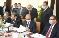 توقيع بروتوكولي تعاون مشترك بين وزارة القوى العاملة وجامعة الزقازيق