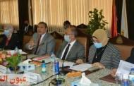 مجلس جامعة الزقازيق يتخذ حزمة قرارات هامة في حضور وزير القوى العاملة