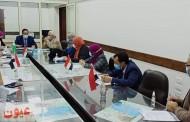 جامعة الزقازيق تنفذ خطة تدريبية لبناء مستودعات وبنوك الأسئلة وتصميم الإختبارات الإلكترونية