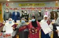 رئيس جامعة الزقازيق يشهد إحتفالية تكريم الأم المثالية بمستشفيات الجامعة