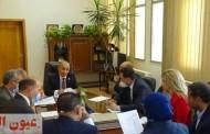 رئيس جامعة الزقازيق يجتمع باللجنة العليا للإشراف علي إنتخابات الإتحادات الطلابية للعام الدراسي 2020/2021