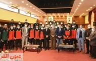 محافظ الشرقية يلتقي أعضاء اللجنة المؤقتة لإدارة نادي الشرقية الرياضي..ويبحث مطالبهم