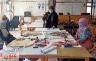 الشباب والرياضة بالشرقية تنفذ ورشة عمل للمشغولات النحاسية بمركز شباب الزقازيق بحري