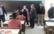 وكيل تعليم الشرقية ومدير التعليم العام يتفقدان سير العملية التعليمية بمدرسة الناصرية الإعدادية المشتركة