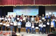 رئيس جامعة الزقازيق يشيد بالمواهب المتميزة للطلاب الفائزين في مسابقة إبداع الموسم التاسع