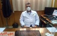 شكر وتقدير للدكتور أحمد عبدالحفيظ مدير مستشفى المبرة بالزقازيق