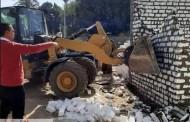 الازالة الفورية لـ 14حالة تعدي على الأراضي الزراعية والبناء بالمخالفة بمراكز طلخا وشربين وبلقاس السنبلاوين