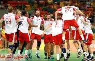 تأهل منتخب الدنمارك إلى المباراة النهائية لبطولة كأس العالم لكرة اليد، مصر، بعد الفوز على إسبانيا
