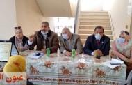 ندوة لبيت ثقافة أبوحماد بالتعاون مع إدارة الضرائب العقارية عن العلم والمعرفة