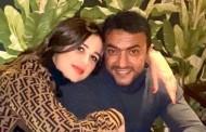 بكلمات رومانسية أحمد العوضي يهنئ ياسمين عبد العزيز بعيد ميلادها